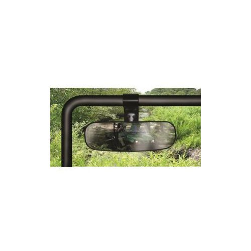 """CIPAWide Angle Rearview Mirror With 1.75"""" Clamp - 11170"""