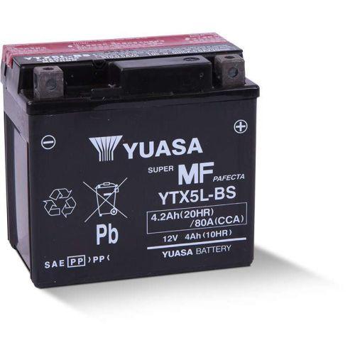 Yuasa Battery - YTX5L-BS