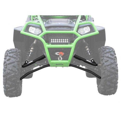Super ATV High Clearance Forward Offset A-Arms - AAPRZRXPHC00202
