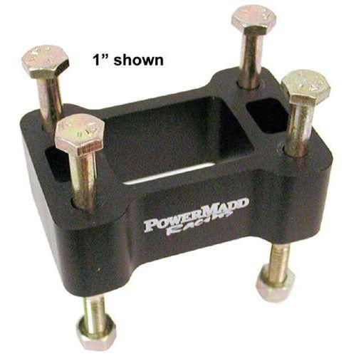 """PowerMadd 2"""" Xtra-Tall Handlebar Risers - 45503"""