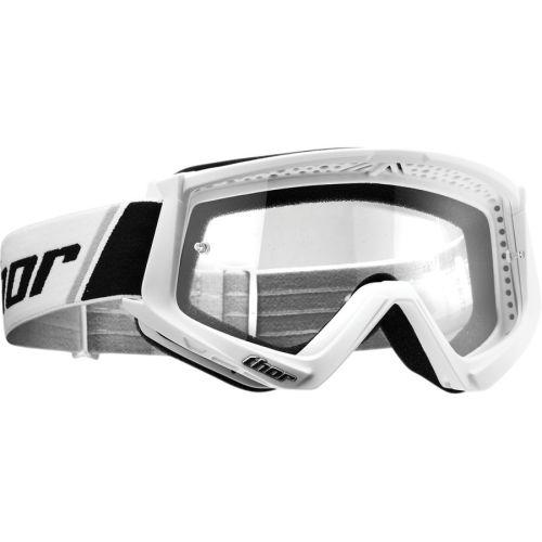 Thor Youth Single Lens Combat MX Goggle