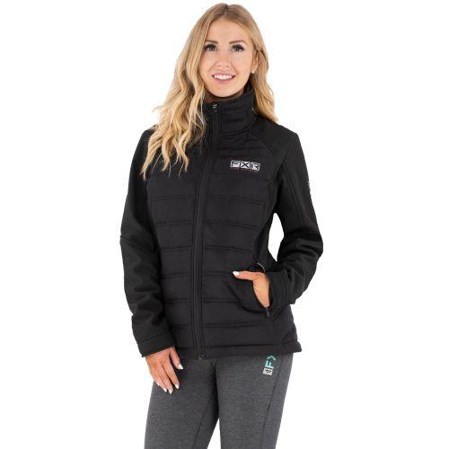 FXR Women's Podium Hybrid Synthetic Down Jacket