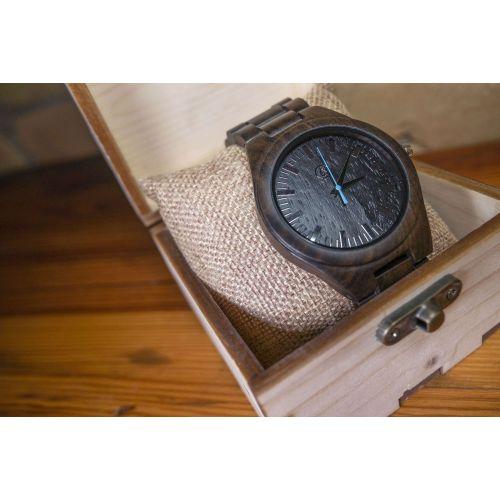 AIRO.LIFE Dark Time Watch
