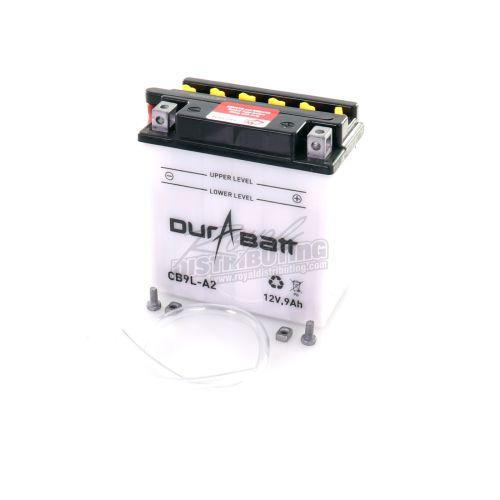 Durabatt Battery for Kawasaki/Yamaha - CB9L-A2