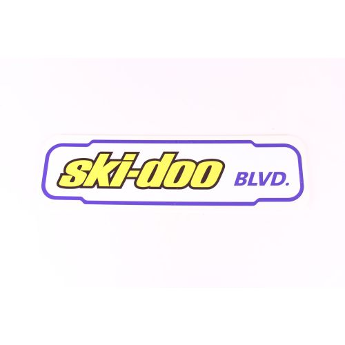 Royal Distributing Street Sign Ski-Doo