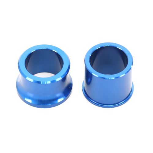 Accel Front Wheel Spacers - WSF-03 Blue