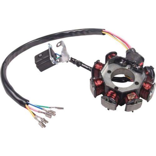 MOGO Parts Stator/Magneto, 8-Coil - 08-0207