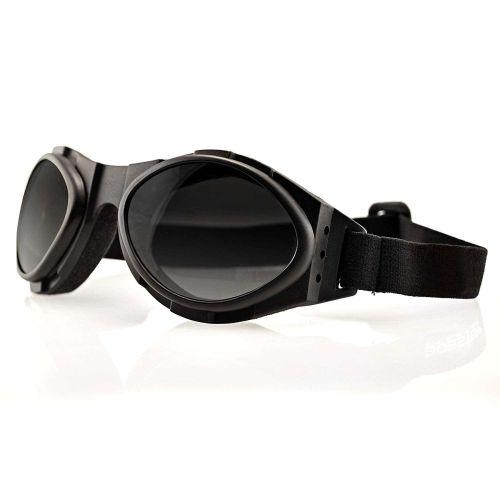 Bobster Anti-Fog Bug Eye II Interchangeable MC Goggles