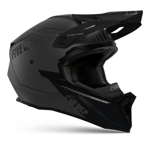 509 Altitude 2.0 Carbon Fiber 3K Snow Helmet