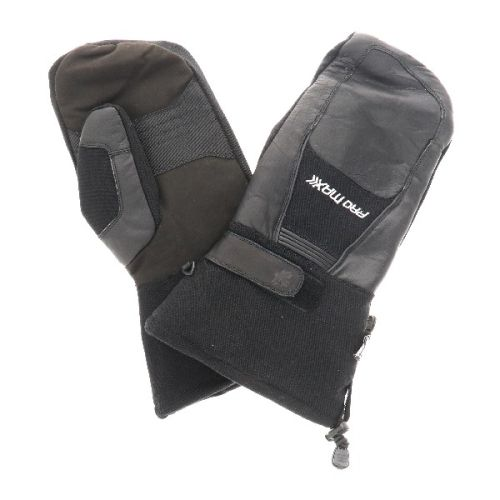 Pro Max Pro Ride Leather Mittens