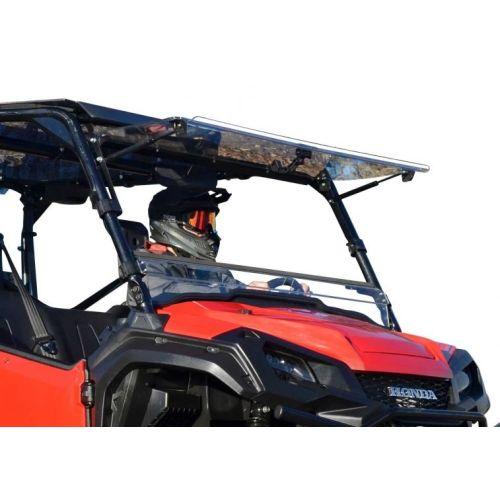 SuperATV Flip Windshield for Honda - FWS03-001-70