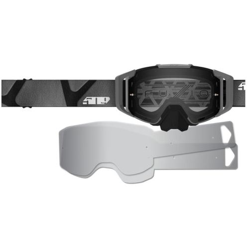 509 Tear-Off Refills for Sinister X6 Snow Goggle (6 Pack)