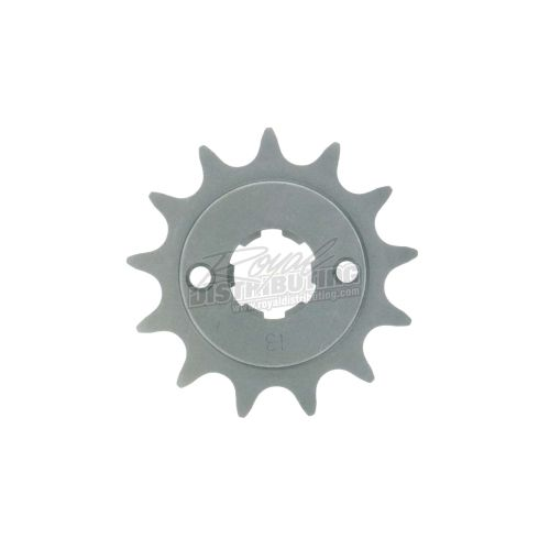 Wolftech Front Sprocket 13T for Honda