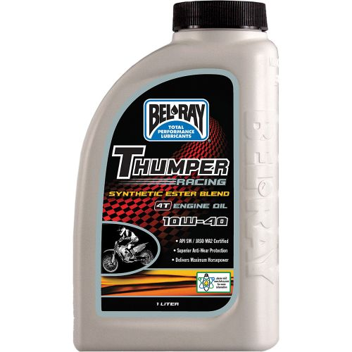 Bel-Ray Thumper Synthetic Ester Blend 4T 10w40 1L