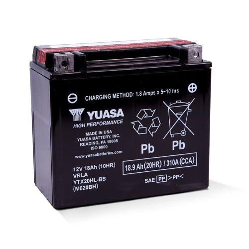 Yuasa Battery - YTX20HL-BS