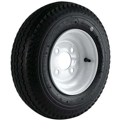 Loadstar Trailer Tire & Rim Kit 480-8, 4 Hole