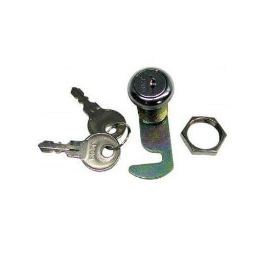 Quadrax Utility Lock for High-Volume Storage Box