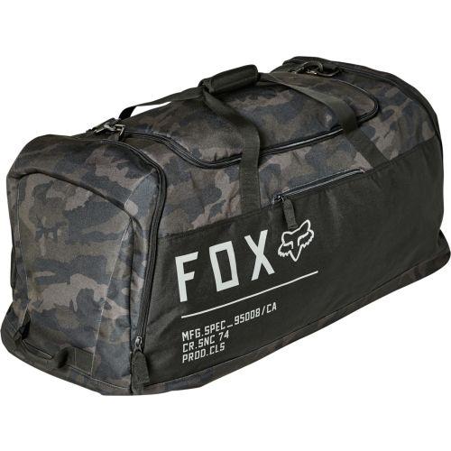 Fox Racing Black Camo Podium 180 Duffle Bag