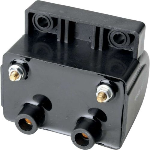 Drag Specialties Single and Dual Fire Ignition Coils