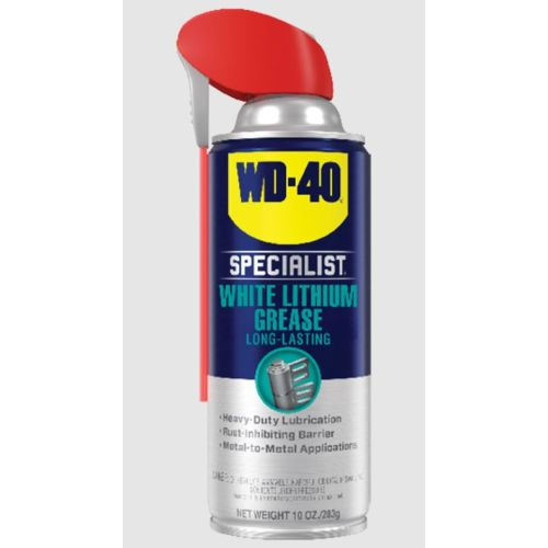 WD-40 Specialist White Lithium Grease, 283 g