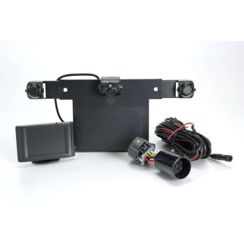 Hopkins Smart Hitch Backup Camera & Sensor System