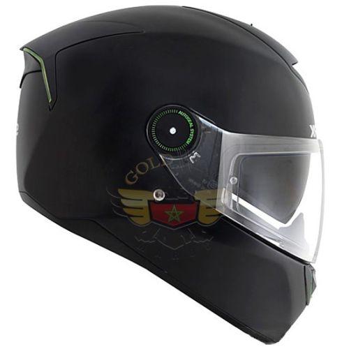 Shark Single Lens Skwall Motorcycle Helmet