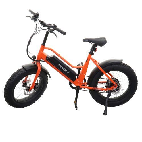 """Rundo P01 Fat Tire E-Bike - 20""""x4"""""""