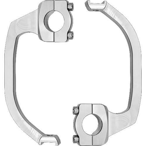 ROX Speed FXHayes Brakes/Procross Mount Kit for Flex-Tec Handguards - 1G-FTCRSS