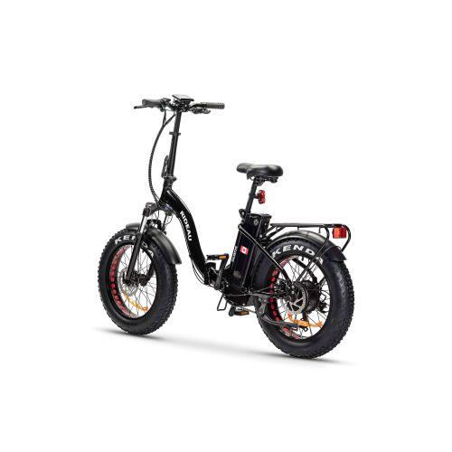 Slane Rideau Foldable All Seaon Fat Tire E-Bike
