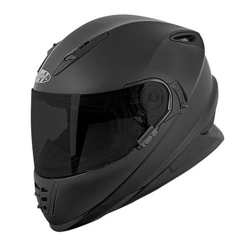 Joe Rocket RKT 16 Series Solid Single Lens Motorcycle Helmet