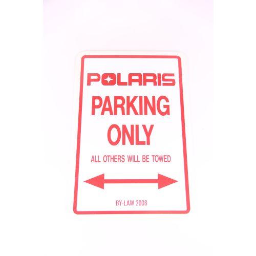 Royal Distributing Parking Sign Polaris