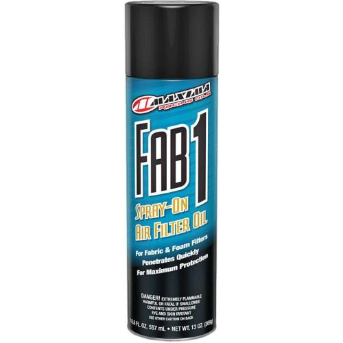Maxima Fab-1 Filter Spray - 61920