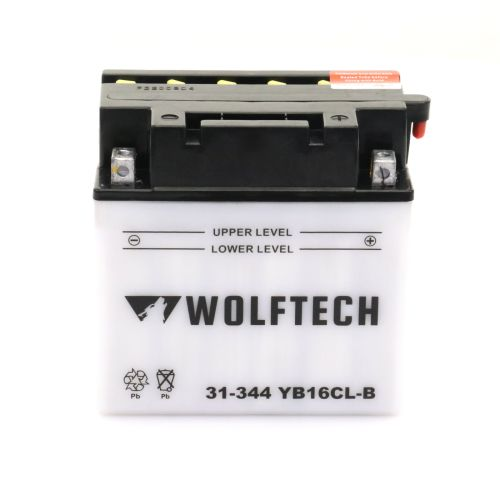 Wolftech Battery - YB16CL-B