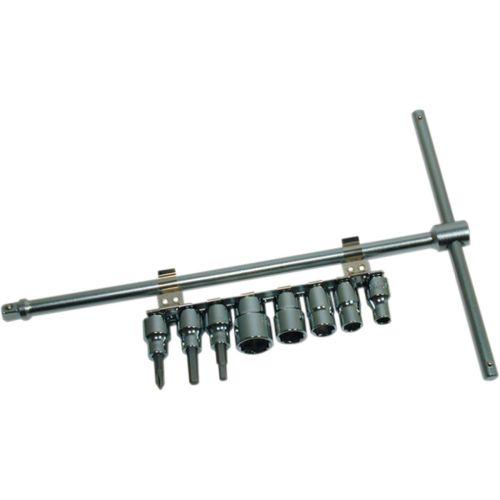 CruzTools Powerdrive T-Handle Socket Set - TSDS38