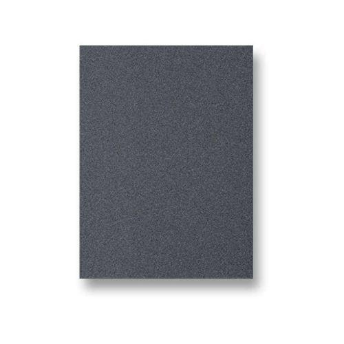 D'COR Visuals Grey Rubberized Grip Tape Sheet - 40-80-102