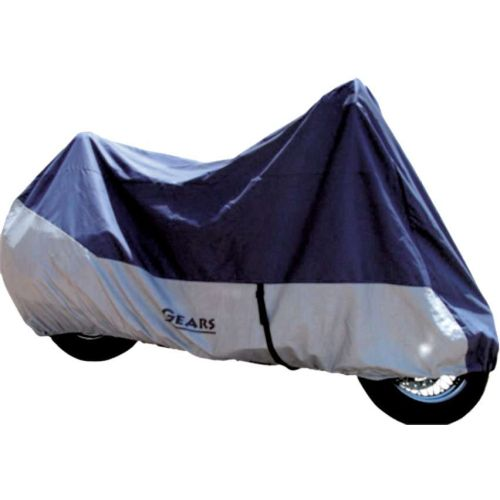 Gears Deluxe Motorcycle Cover XXL