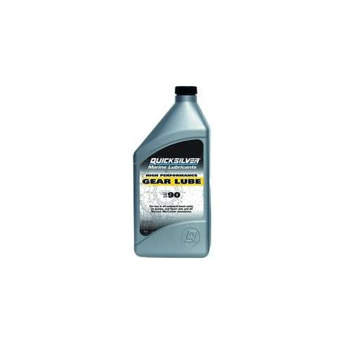 Quicksilver High Performance Gear Lube - Above 75HP - 92-858064QC1