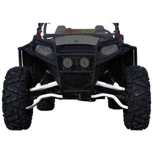 Super ATV High Clearance A-Arms - AAPRZRSFHC02
