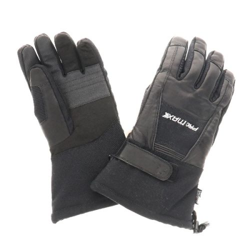 Pro Max Pro Ride Leather Gloves