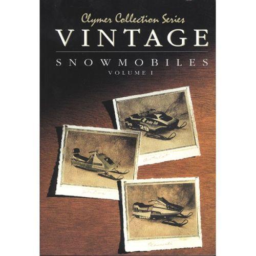 Clymer Manual Vintage I - S820