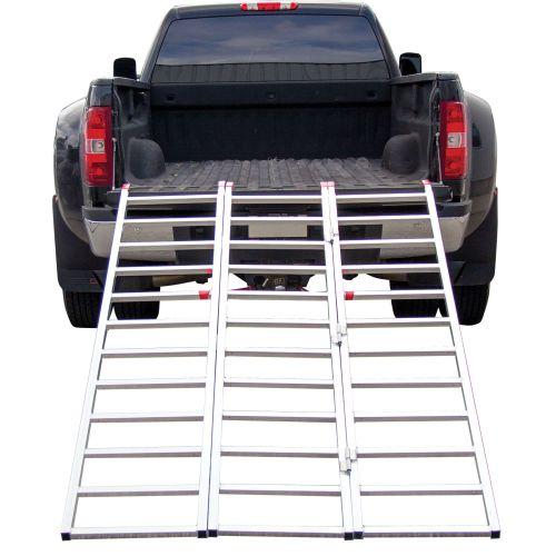 Maxx Tri-Fold Aluminum Ramp - 12-009095