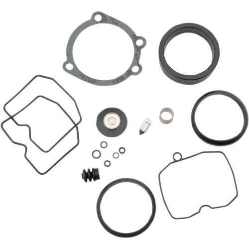 Drag Specialties Keihin CV Carb Rebuild Kit