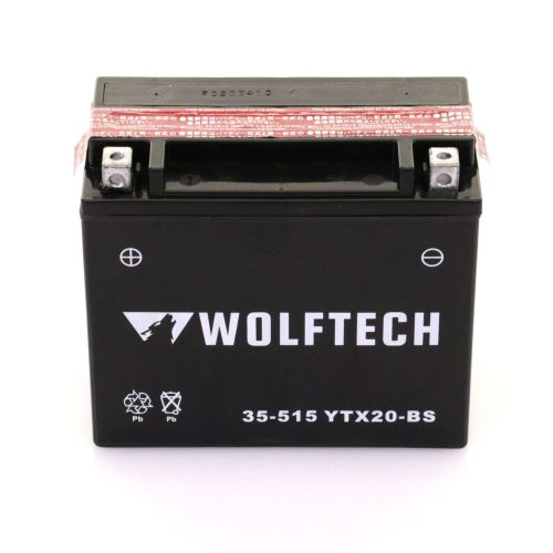 Wolftech Battery - YTX20-BS