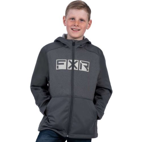 FXR Youth Hydrogen Softshell Jacket