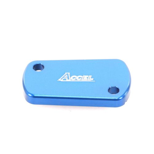 Accel Rear Master Cylinder Cover - RBC-03 Blue