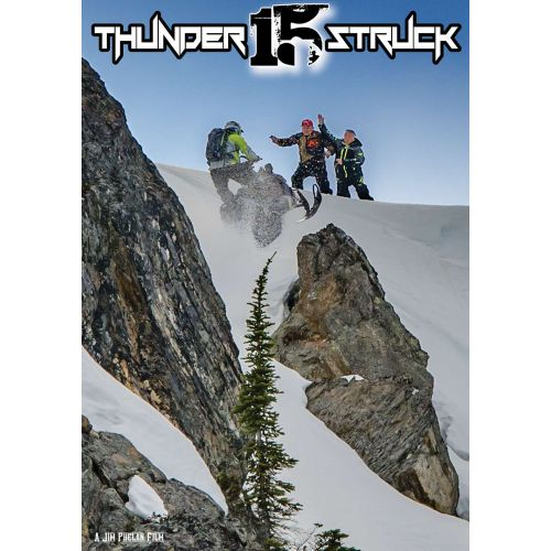 Platinum Distribution DVD Thunderstruck Vol. 15