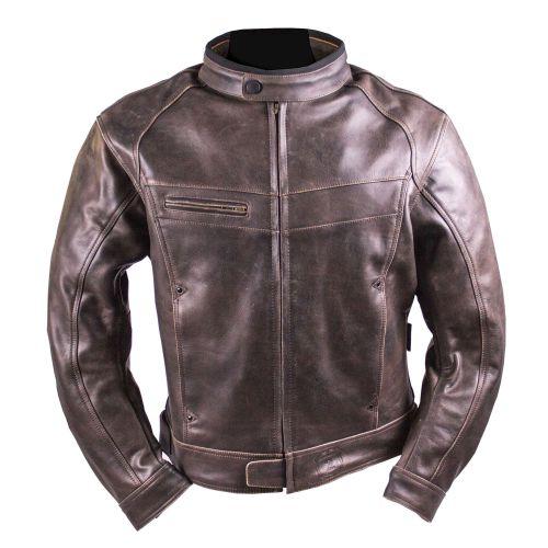 Highway 2 Boulevard Leather Jacket