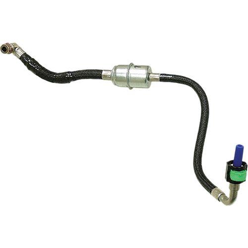 Sports Parts Inc. Polaris Fuel Filter Hose Assembly - SM-07350