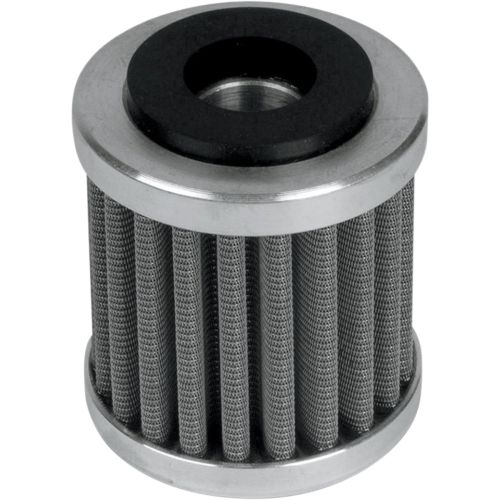 PC Racing Flo Stainless Steel Oil Filter for Yamaha - PC141