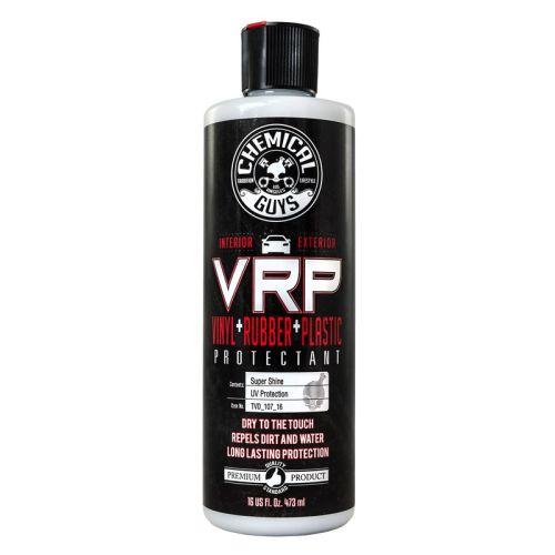 Chemical Guys VRP Vinyl, Rubber, Plastic Shine & Protectant 16oz